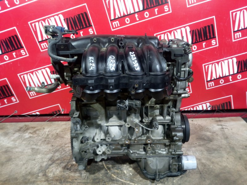 Двигатель Nissan Serena TC24 QR25DE 2001 038060A