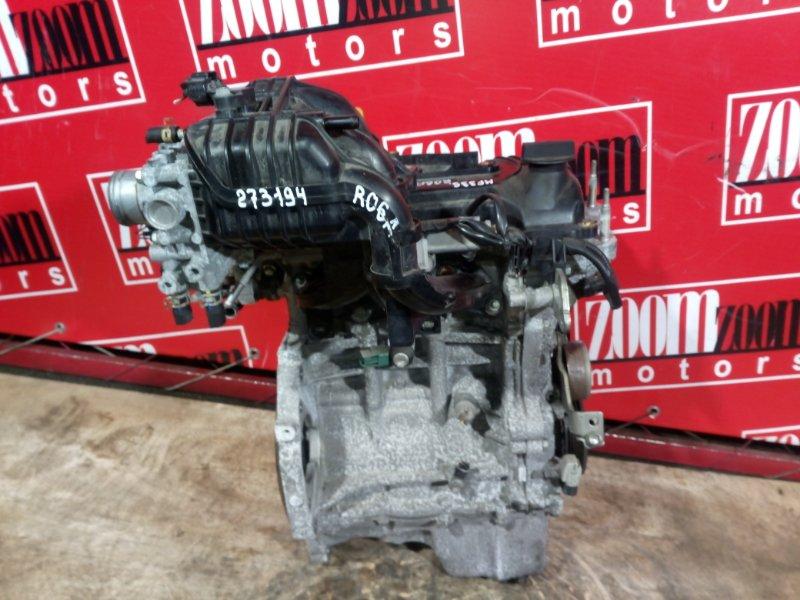 Двигатель Suzuki Mr Wagon MF33S R06A 2013 1160515