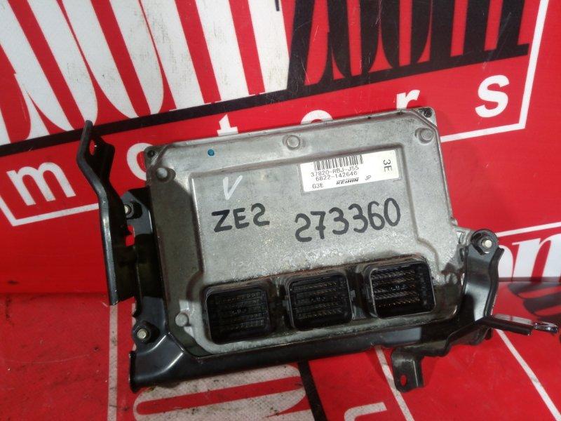 Компьютер (блок управления) Honda Insight ZE2 LDA 2009
