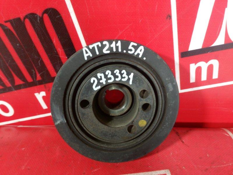 Шкив коленвала Toyota Carina AT211 5A-FE 1997