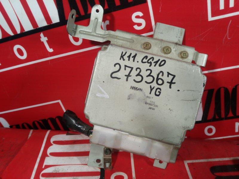 Компьютер (блок управления) Nissan March K11 CG10DE 1995