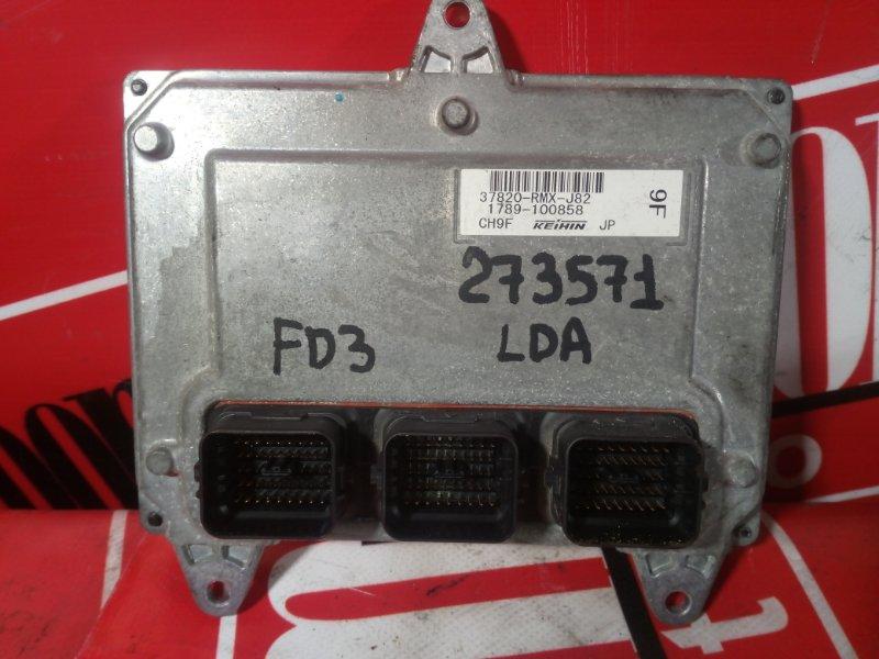 Компьютер (блок управления) Honda Civic FD3 LDA 2005