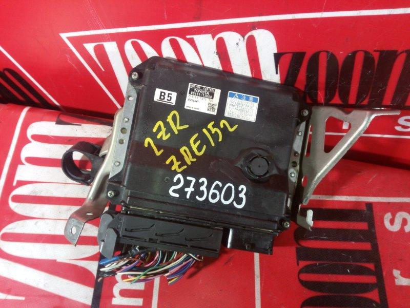 Компьютер (блок управления) Toyota Auris ZRE152 2ZR-FAE 2006