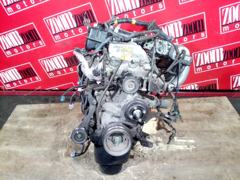 Двигатель Toyota Hilux Surf RZN185W 3RZ-FE 1995 1975381