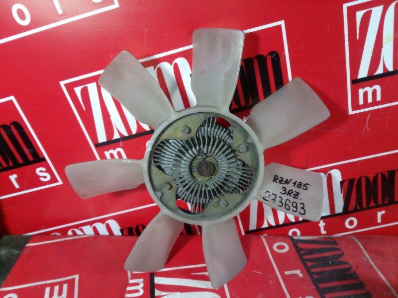Вискомуфта вентилятора радиатора Toyota Hilux Surf RZN185W 3RZ-FE 1995
