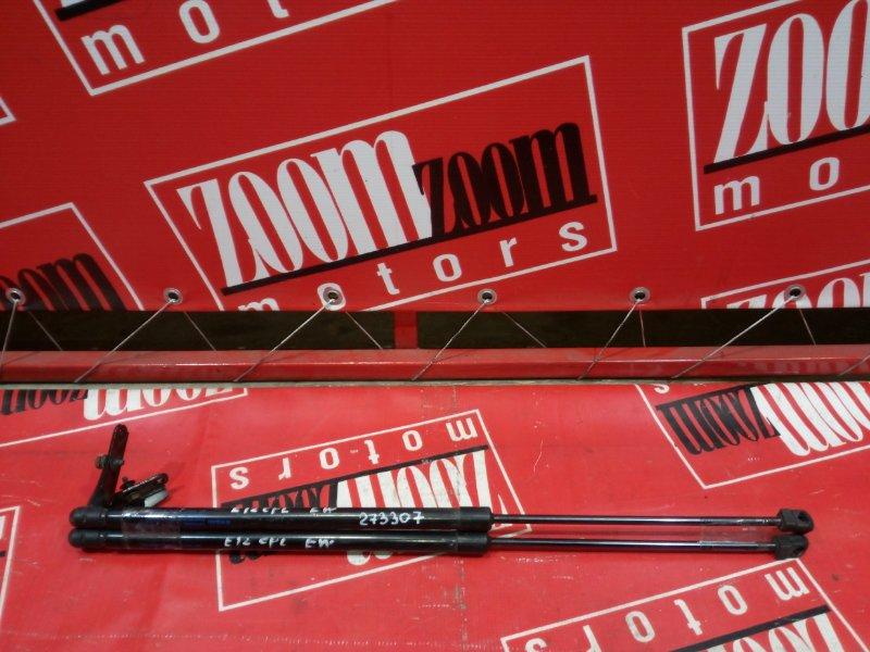 Амортизатор багажника Nissan Note E12 HR12DE 2012 задний