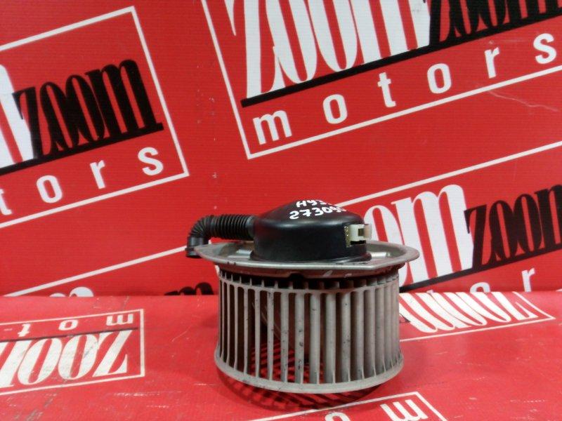 Вентилятор (мотор отопителя) Nissan Gloria HY33 VQ30DET 1997