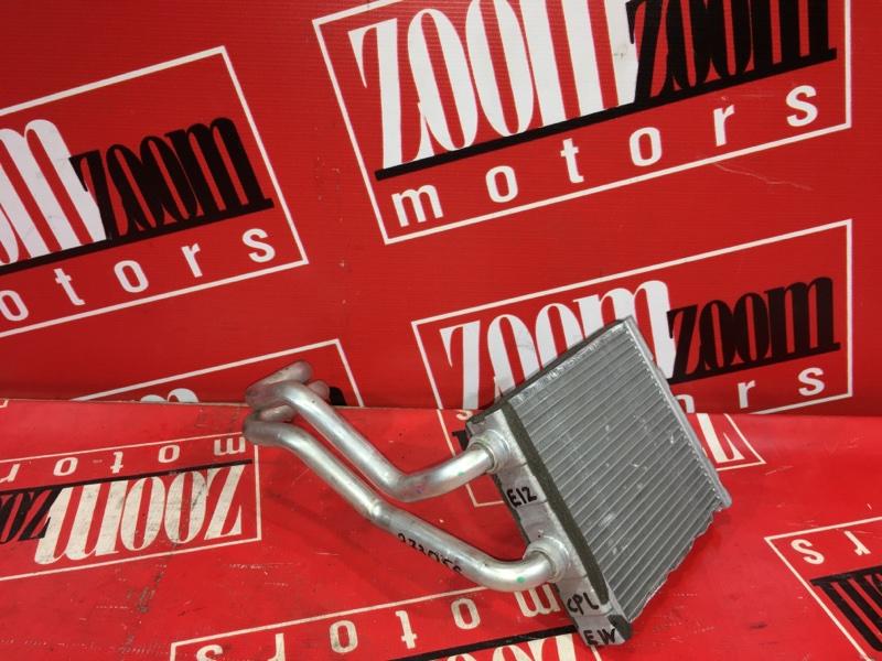 Радиатор отопителя Nissan Note E12 HR12DE 2012