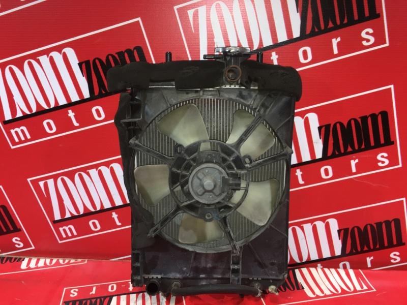 Радиатор двигателя Toyota Passo QNC10 K3-VE 2004 передний