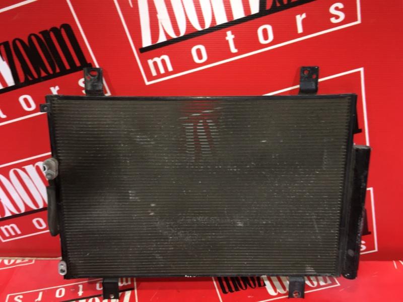 Радиатор кондиционера Toyota Passo Sette M502G 3SZ-VE 2008 передний