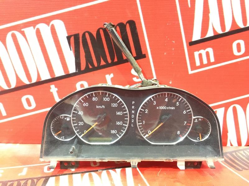 Комбинация приборов (спидометр) Toyota Allion NZT240 1NZ-FE 2001