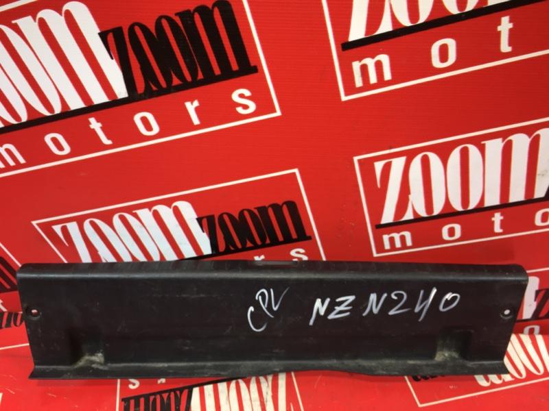 Накладка багажника Toyota Allion NZT240 1NZ-FE 2001 задняя черный