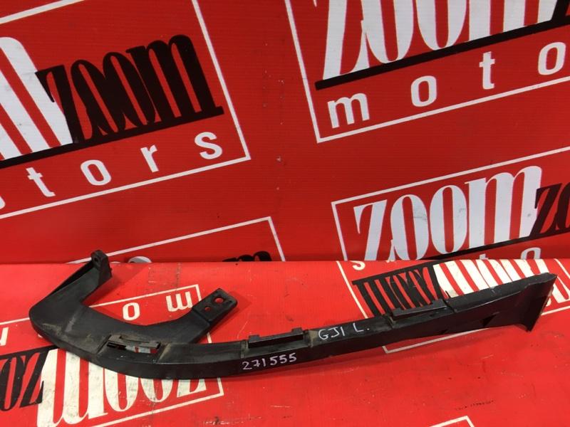 Планка под фару Honda Airwave GJ1 L15A 2002 передняя левая
