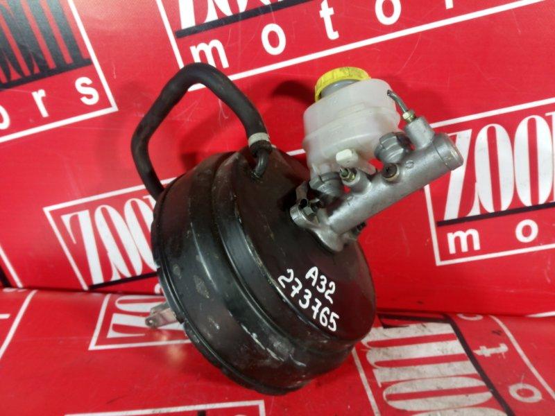 Главный тормозной цилиндр Nissan Cefiro A32 VQ20DE 1994