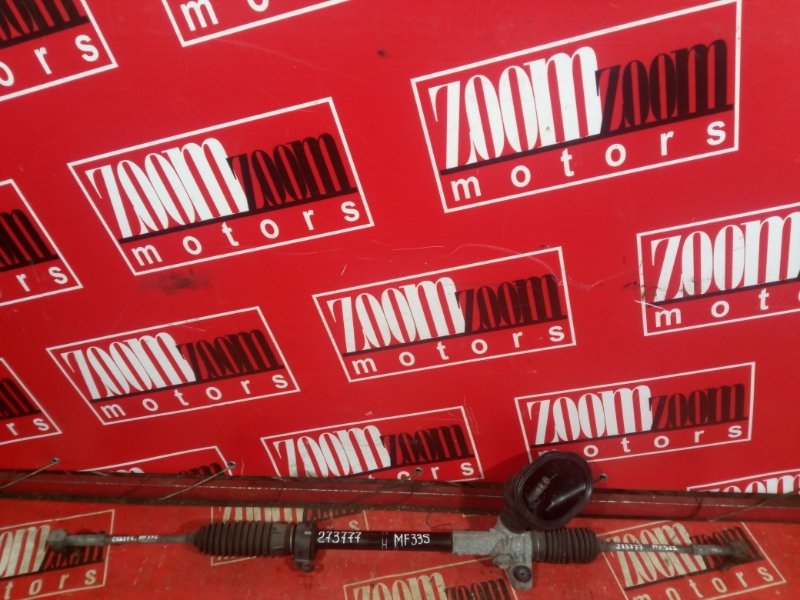 Рулевая рейка Suzuki Mr Wagon MF33S R06A 2013