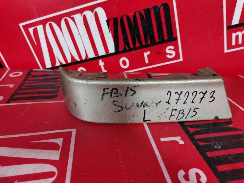 Планка под фонарь Nissan Sunny FB15 QG15DE 1999 задняя левая золото