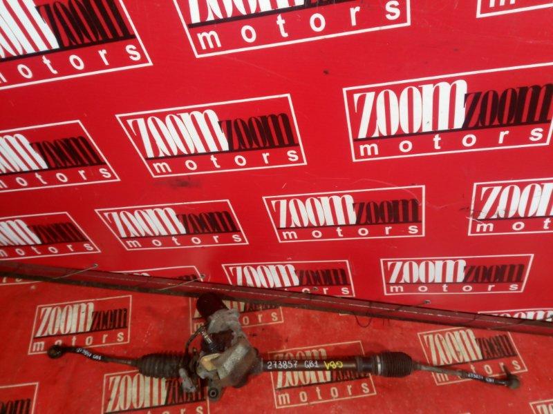 Рулевая рейка Honda Mobilio GB1 L15A 2001