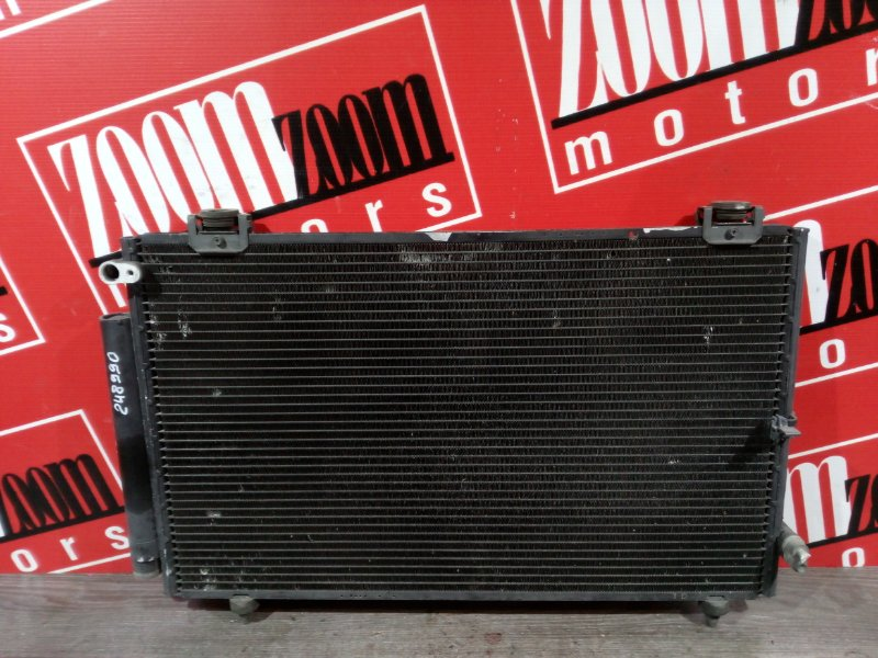 Радиатор кондиционера Toyota Allex NZE121 1NZ-FE 2000 передний