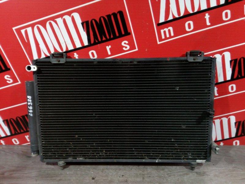 Радиатор кондиционера Toyota Will Vs ZZE127 1ZZ-FE 2001 передний