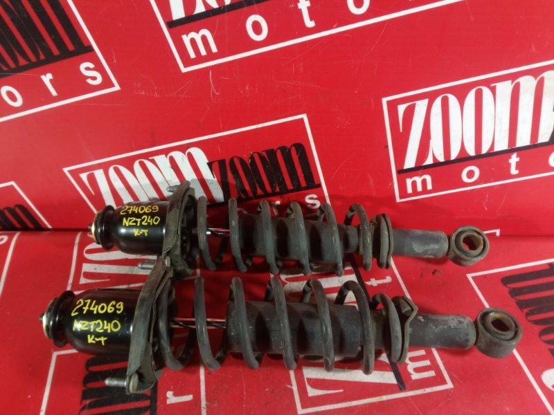 Стойка подвески Toyota Allion NZT240 1NZ-FE 2000 задняя