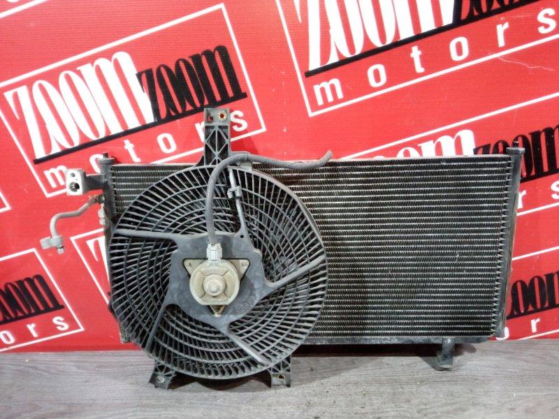Радиатор кондиционера Nissan Stagea WGNC34 RB25DET 1996