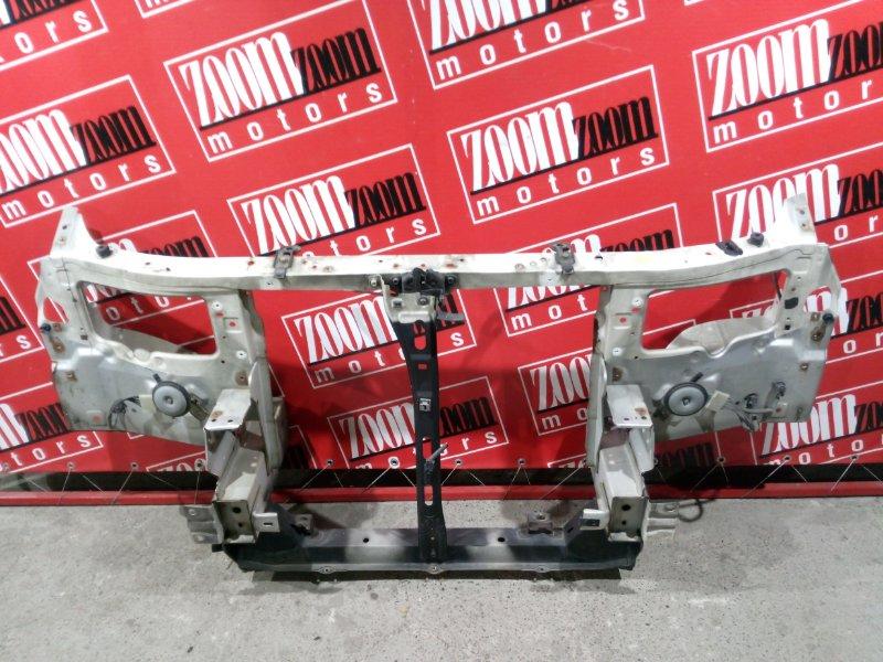 Рамка радиатора Mazda Bongo Friendee SGEW FE-E 2001 передняя белый