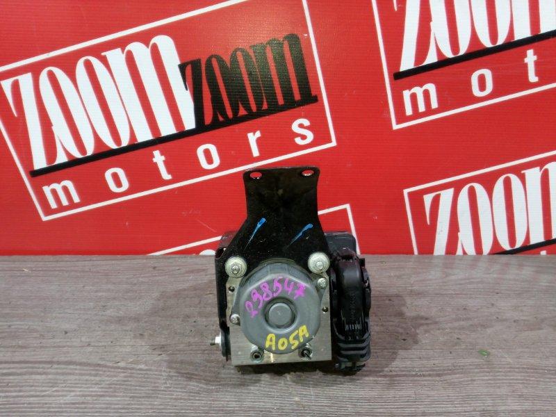Блок abs (модулятор abs) Mitsubishi Mirage A05A 3A90 2012 467OA738