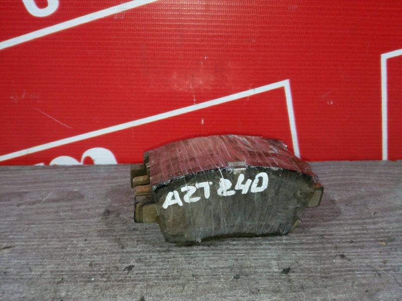 Колодки тормозные Toyota Allion AZT240 1AZ-FSE 2001 передние