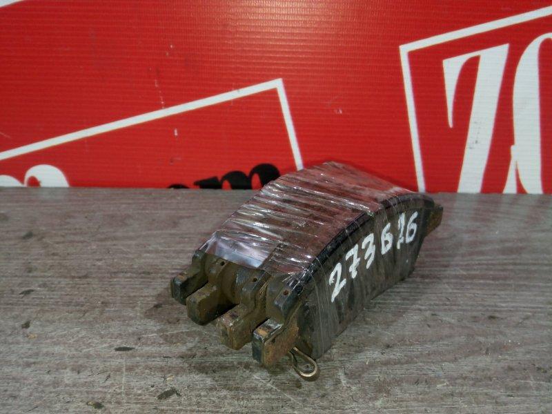 Колодки тормозные Nissan Note E12 HR12DE 2012 передние