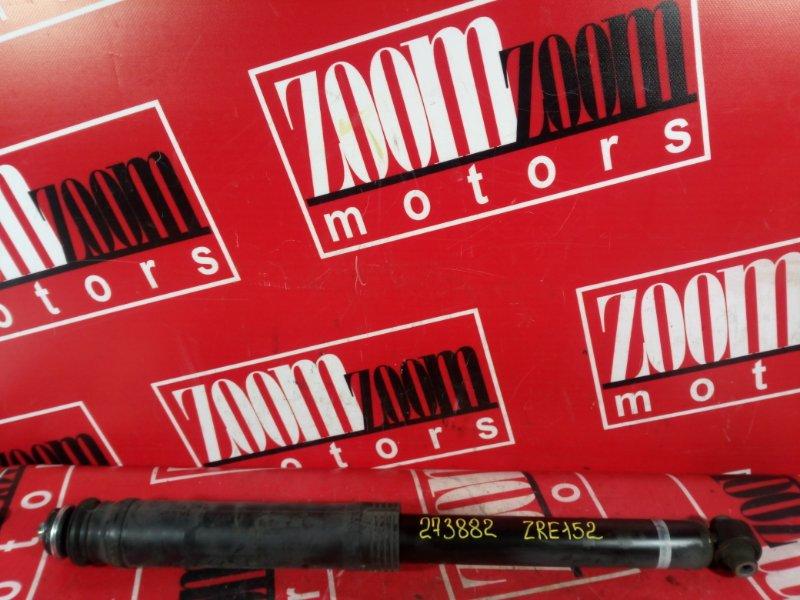 Амортизатор Toyota Auris ZRE152 2ZR-FAE 2006 задний