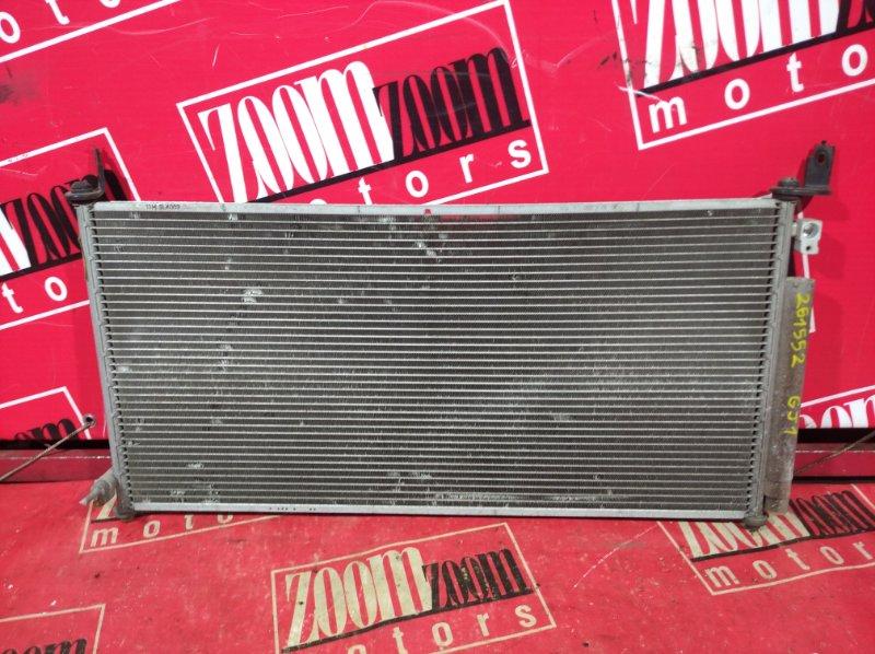 Радиатор кондиционера Honda Airwave GJ1 L15A 2005