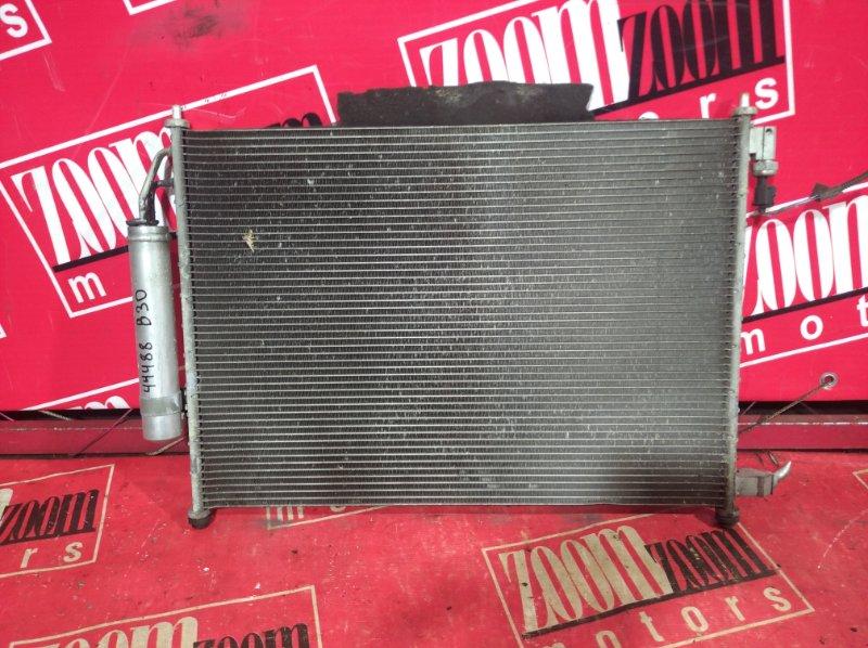 Радиатор кондиционера Nissan Lafesta B30 2004