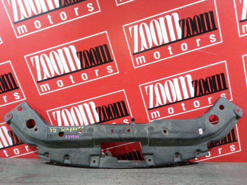 Накладка на решетку радиатора Nissan Wingroad Y12 HR15DE 2005 передняя