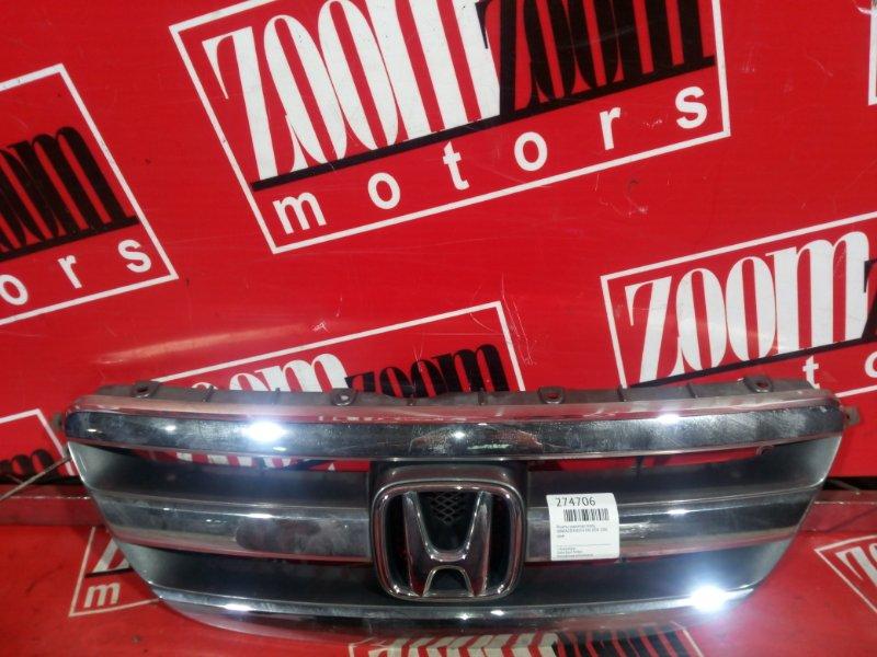 Решетка радиатора Honda Edix BE3 K20A 2004 передняя