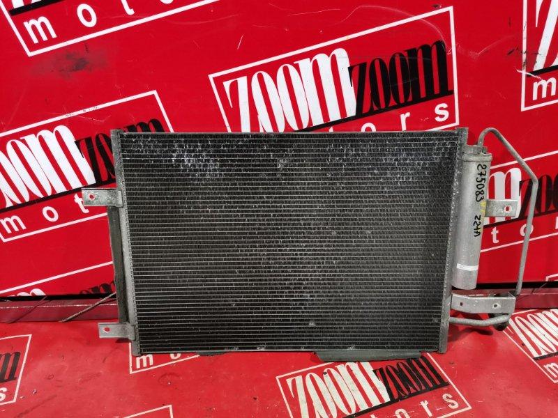 Радиатор кондиционера Mitsubishi Colt Z25A 4A91 2002