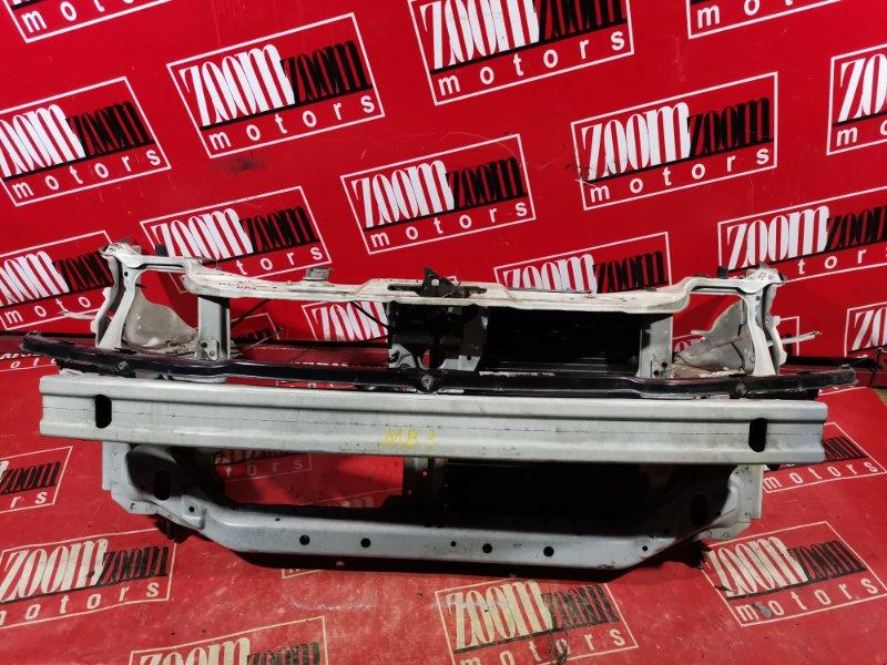Рамка радиатора Honda Domani MB3 D15B 1996 передняя белый