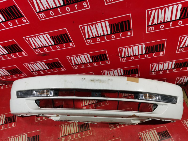 Бампер Honda Domani MB4 D15B 1999 передний белый