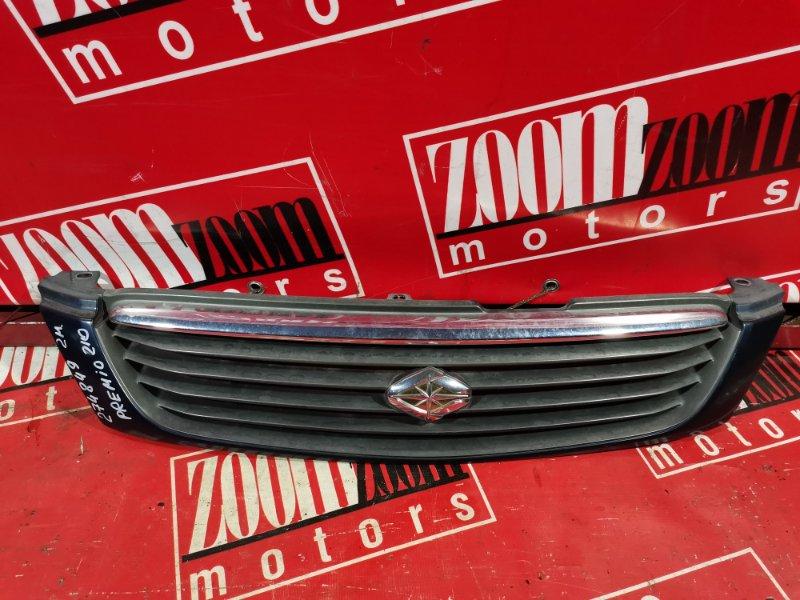 Решетка радиатора Toyota Corona Premio AT211 4A-FE 2000 передняя синий