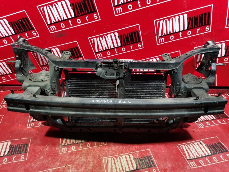 Рамка радиатора Honda Orthia EL2 B20B 1996 черный