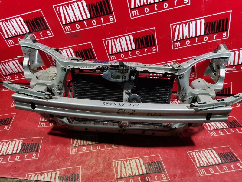 Рамка радиатора Honda Orthia EL2 B20B 1996 серебро