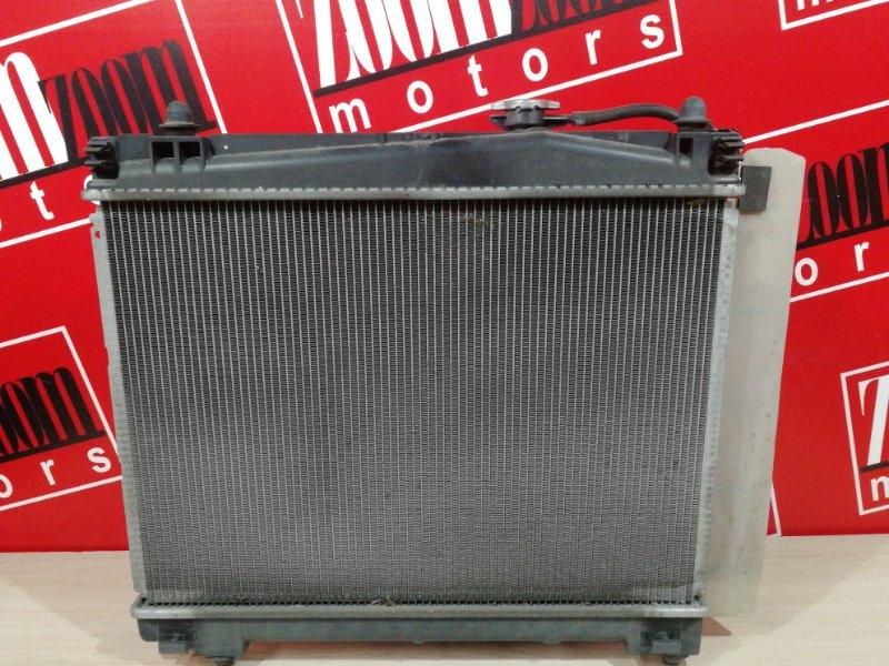Радиатор двигателя Toyota Belta SCP92 2SZ-FE 2005
