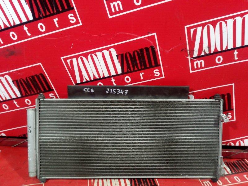 Радиатор кондиционера Honda Fit GE6 L15A 2007
