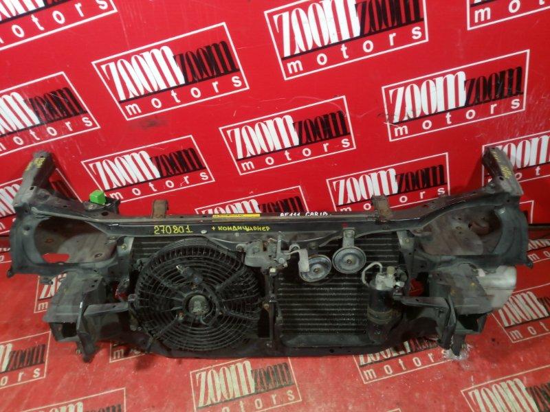 Рамка радиатора Toyota Sprinter Carib AE111 4A-FE 1997 передняя черный
