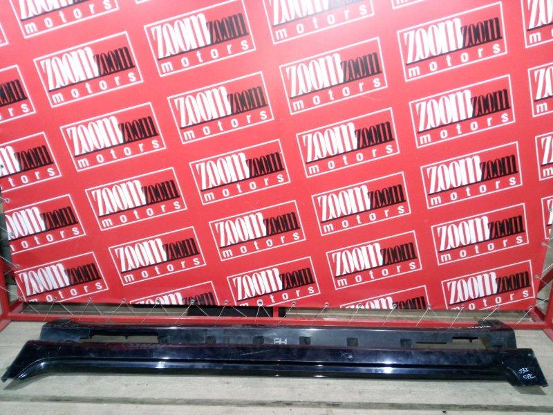Порог Nissan Teana J32 VQ25DE 2005 синий