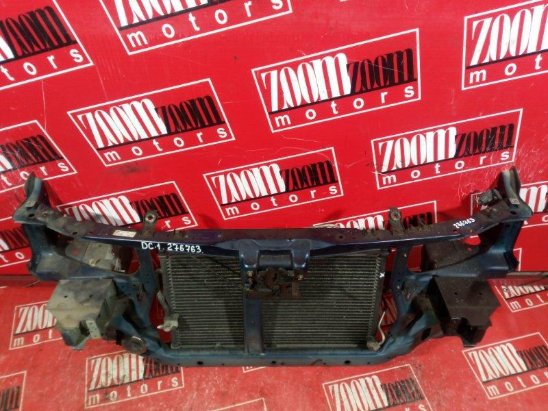 Рамка радиатора Honda Integra DC1 ZC 1995 передняя синий