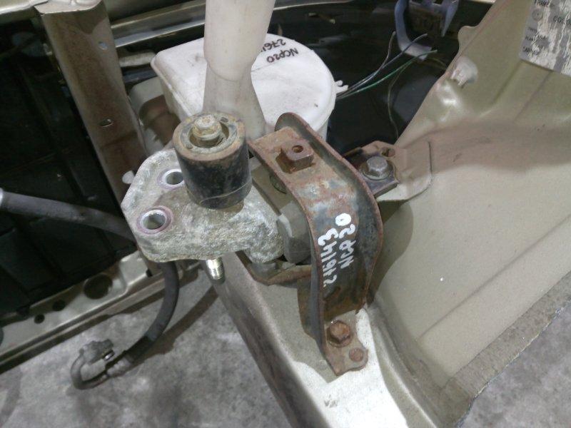 Подушка двигателя Toyota Funcargo NCP20 2NZ-FE 2002 передняя правая