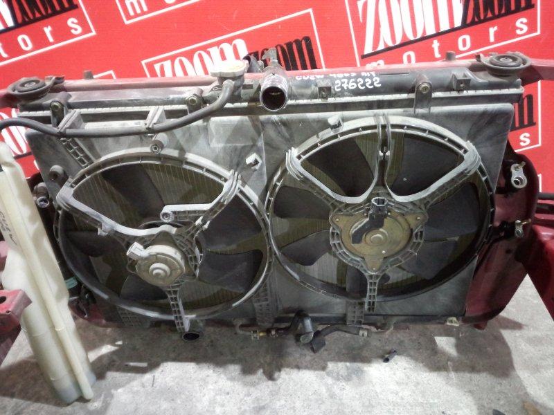 Радиатор двигателя Mitsubishi Airtrek CU2W 4G63 2001 передний