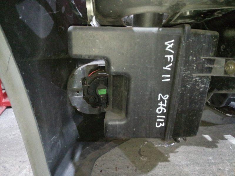Резонатор воздушного фильтра Nissan Wingroad WFY11 QG15DE 2002 передний