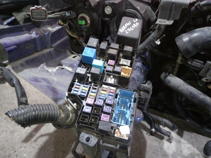 Блок реле и предохранителей Mazda Axela BLEFW LF-VDS 2009 передний