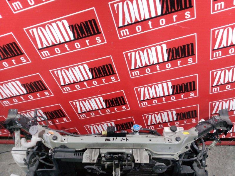 Рамка радиатора Nissan Note E11 HR15DE 2008 передняя